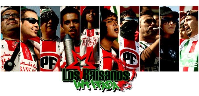 Baisanos - Chilean Soccer Intifada